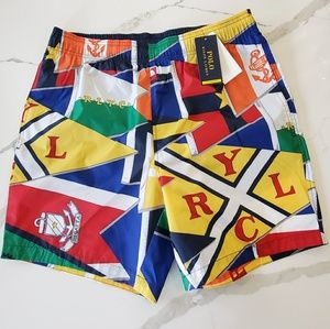 Polo Ralph Lauren Newport Flag Yacht Club Shorts